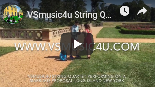 vsmusic4u string quartet marriage propos