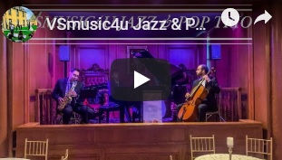 vsmusic4u jazz pop trio piano sax and ba