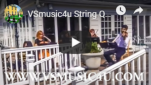 old field club wedding string quartet vs
