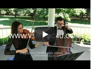 VSMUSIC4U NEW VIDEOS OF OUR STRING DUO VIOLIN​ & CELLO Shape of You, Thinking our Loud, Perfect,
