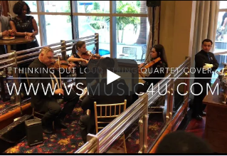 THE BEST STRING QUARTET COVER OF THINKING OUT LOUD - NEW POP MODERN HITS ARRANGEMENTS FOR ALL OF OUR