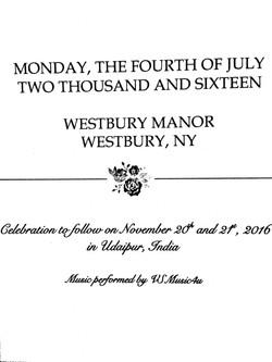 VSmusic4u Wedding Ceremony Musicians