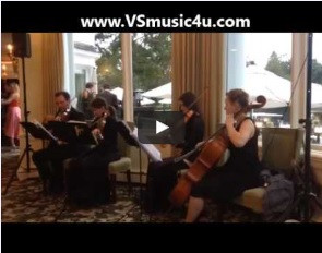 4 Reasons to Hire NYC Pop/ Modern String Quartet Ensemble for your Wedding!
