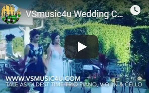 vsmusic4u trio piano violin cello weddin