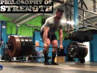 Philosophy of Strength Podcast