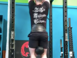 30 Days of Pull-Ups: What I Learned