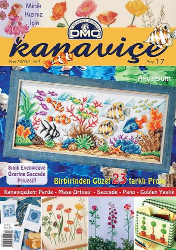 Kanaviçe Dergisi Sayı 17