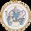 Thumbnail: CCS07 Kanaviçe Kiti 18,5 cm