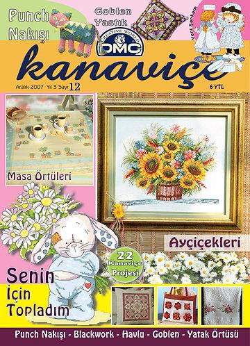 Kanaviçe Dergisi Sayı 12