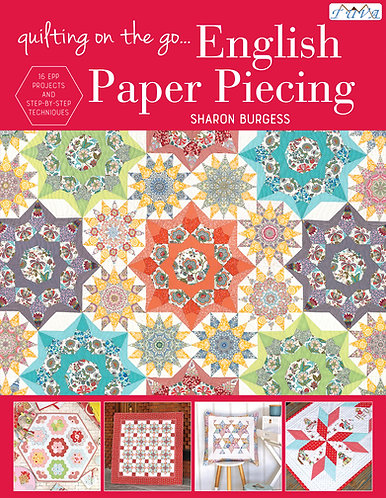 Quilting On the Go! English Paper Piecing