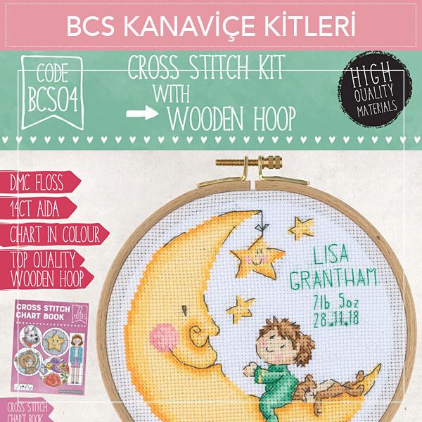BCS Kanaviçe Kitleri