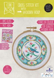 ABCD Cross Stitch Kits