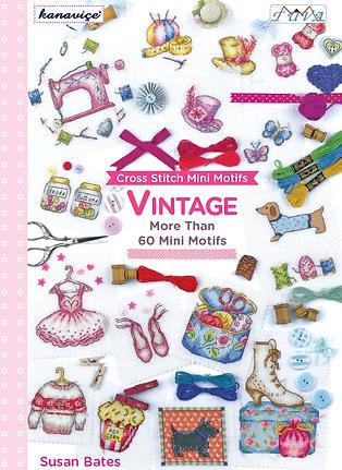 tuva publishing vintage, tuva publishing mini motifs, mini motifs vintage, cross stitch mini motifs, mini motifs, cross stitch, vintage, susan bates