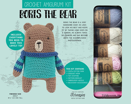 Crochet Amigurumi Kits