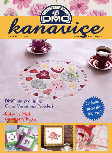 Kanaviçe Dergisi Sayı 7
