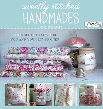 tuva publishing sweetly stitched handmades, amy sinibaldi book, amy sinabaldi sweetly stitched, tuva amy sinibaldi, sewing book, patchwork, tuva