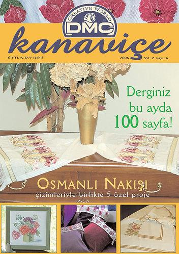 Kanaviçe Dergisi Sayı 6