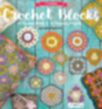 tuva publishing new book, tuva crochet book, crochet blocks, 60 different crocheting