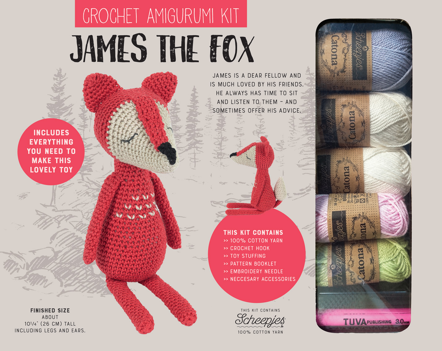 James the Fox