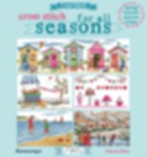 tuva publishing seasons, cross stitch seasons, all sesons, maria diaz