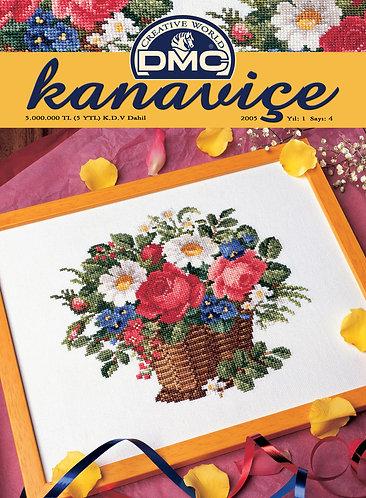 Kanaviçe Dergisi Sayı 4