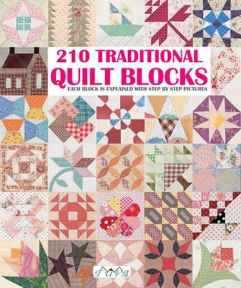 210 Traditional Quılt Blocks