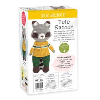 SCF Crochet Amigurumi Kits