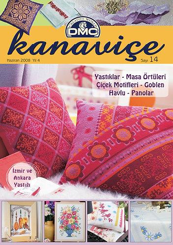 Kanaviçe Dergisi Sayı 14