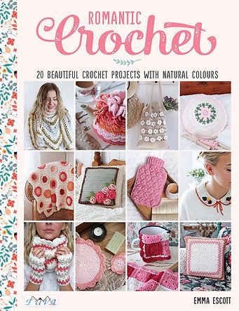 Romantic Crochet Cover