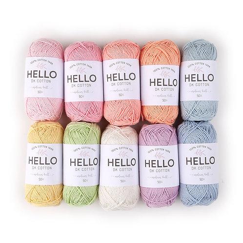 HELLO İplik 50g Pastel Serisi