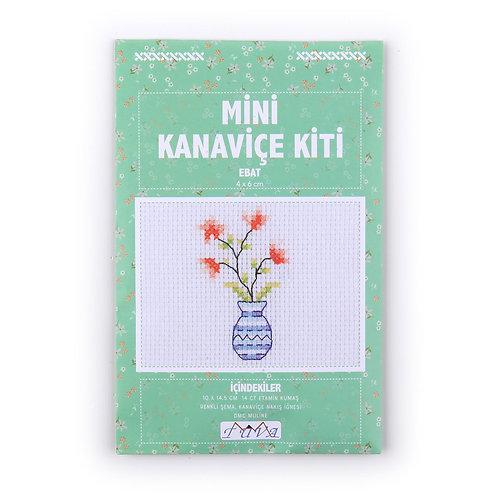 FMCS-01 Mini Kanaviçe Kiti