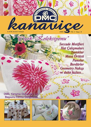Kanaviçe Dergisi Sayı 8