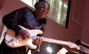 Guitarist Dr. Isidro Aybar Jr