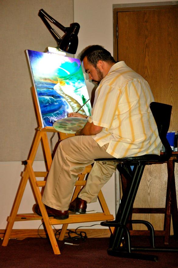 Jason Garcia - Painter