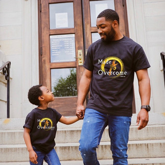 Made To Overcome -T-shirts