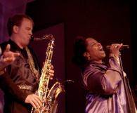 Singer Yvonne Brown/Darren Rahn