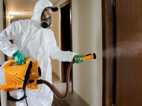 Você sabe a importância da sanitinização/desinfecção em tempos de epidemia?