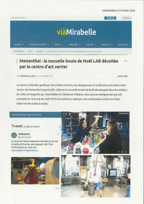 TV Mirabelle - Décembre 2019