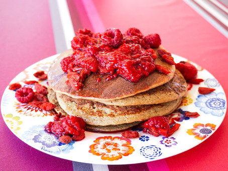 #RECETTE: Pancakes protéinées simplissimes