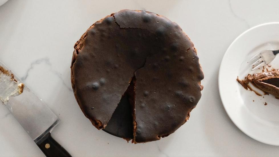 Cacao Basque Cheesecake