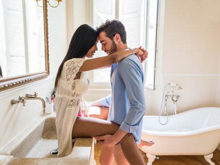 HAS THE THRILL BEEN GONE? TOP TIPS TO ENCOURAGE THE PASSION AND LOVE TO FLOW IN YOUR RELATIONSHIP.