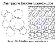 Champagne-Bubbles
