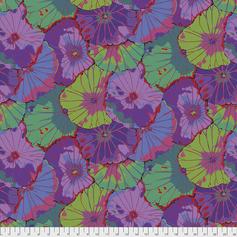 Fassett Lotus Leaf Purple 34,90 €/m