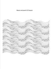 Waves and pearls E2E