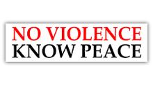 PRESS RELEASE | Condemnation of Violence