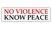 PRESS RELEASE | Condemnation of Violence