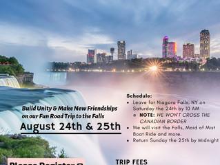 Trip to Niagara Falls!