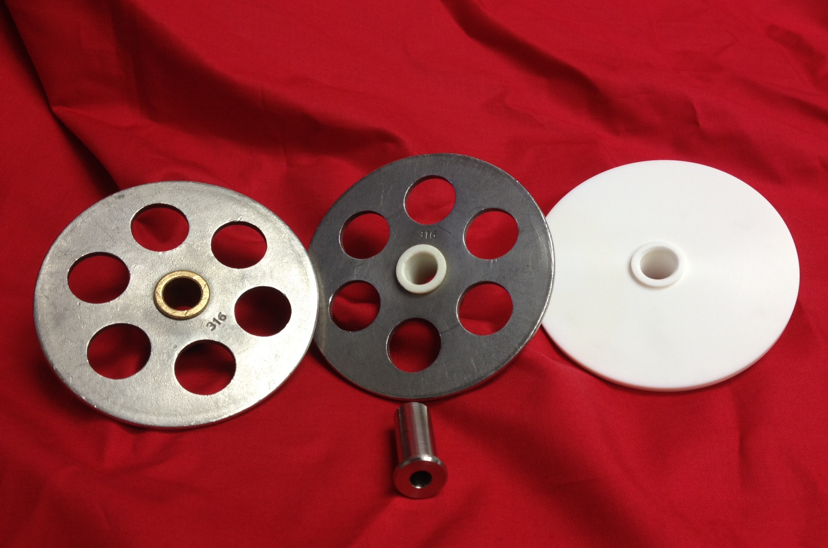 GLIDE Sausage Linker Wheel (replaced sta