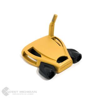 Gold Cerakote Golf Club.jpg