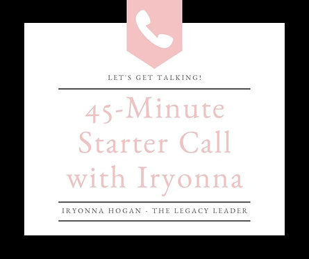 45-Minute Starter Call